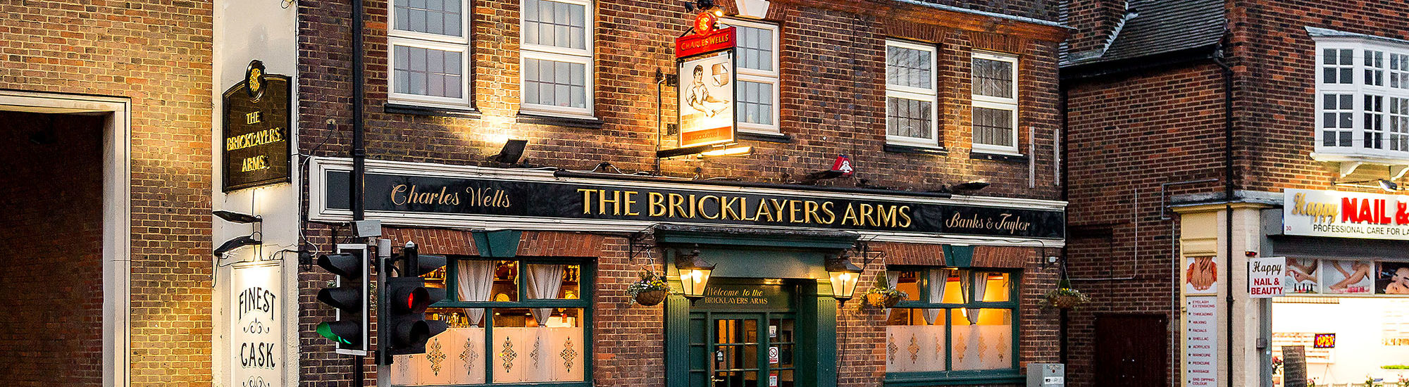The Bricklayers Arms, Hitchin - Under Offer