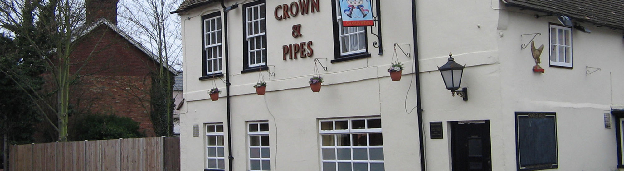 The Crown & Pipes, Huntingdon