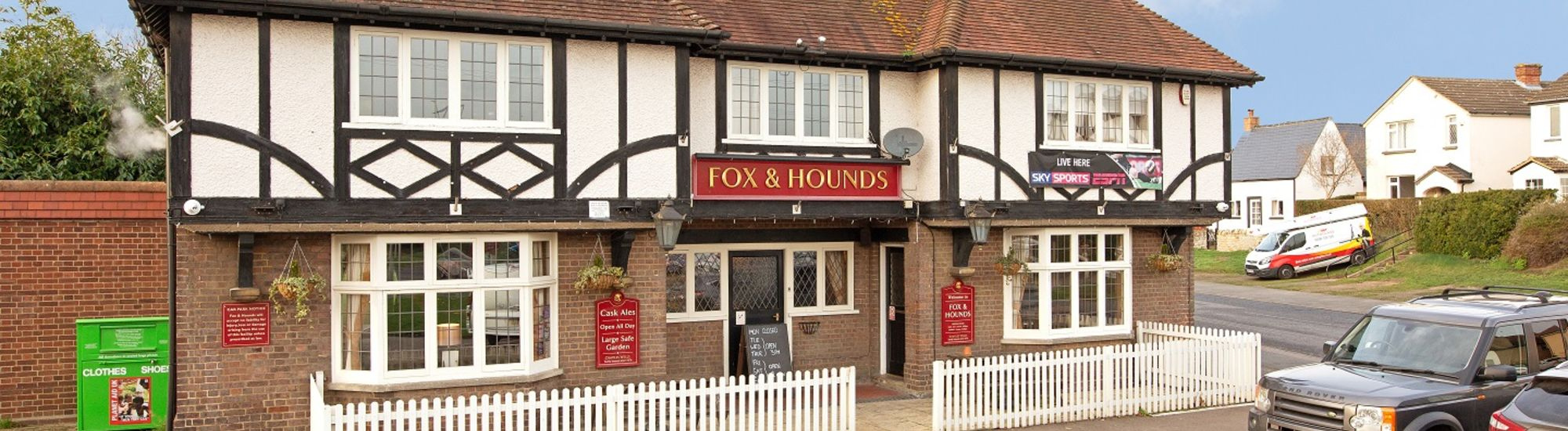 The Fox and Hounds, Clapham - Sales Share Agreement