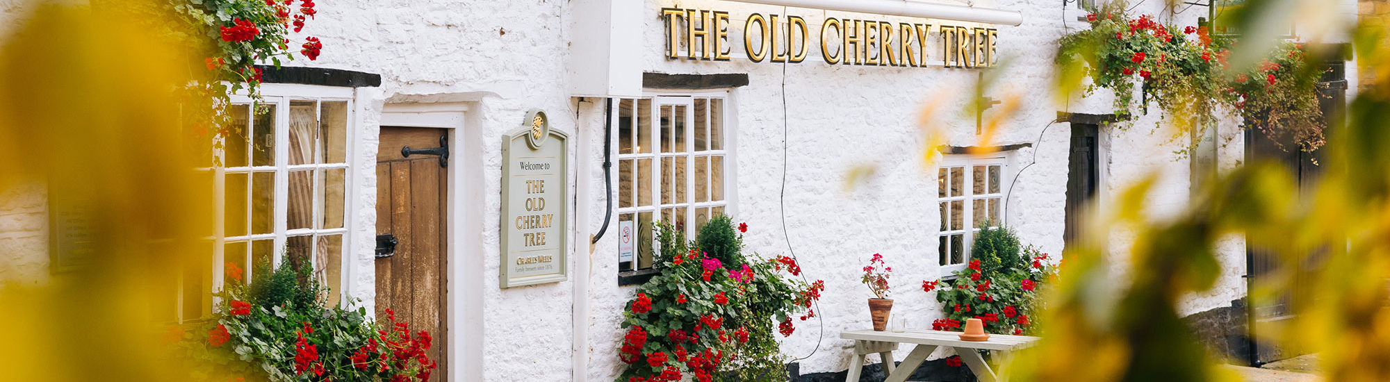 The Old Cherry Tree, Great Houghton