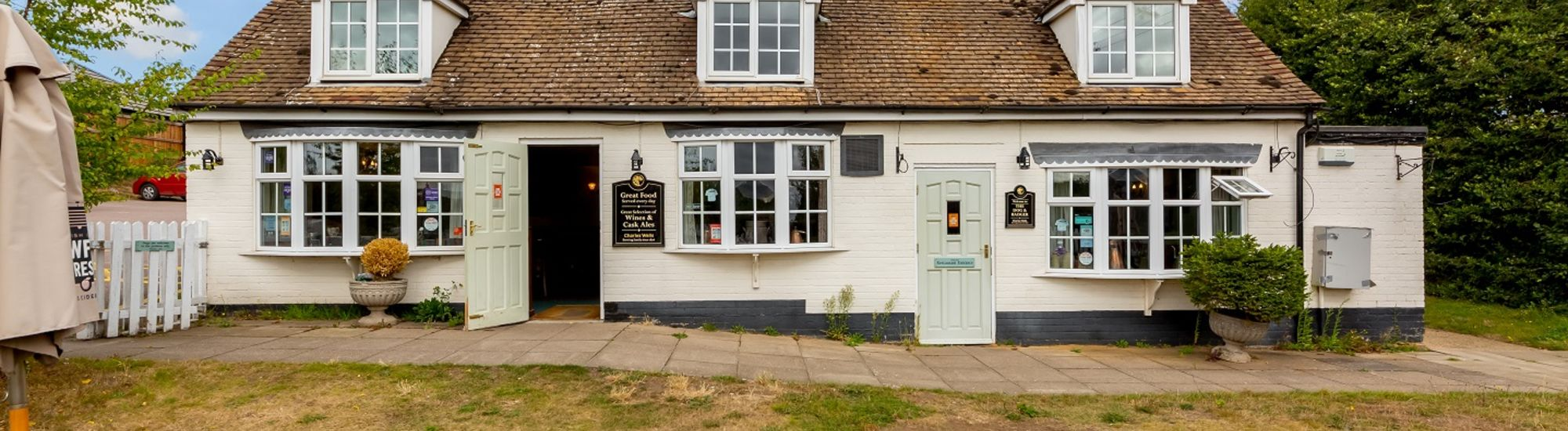The Dog & Badger, Maulden
