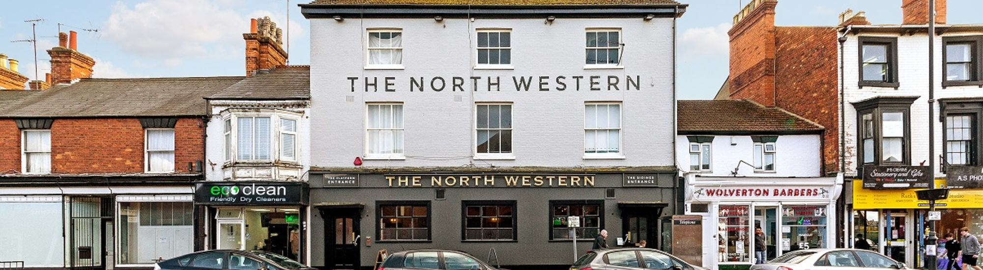 The North Western , Wolverton - Sales Share Agreement