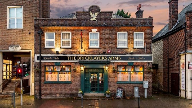The Bricklayers Arms, Hitchin - Under Offer gallery image