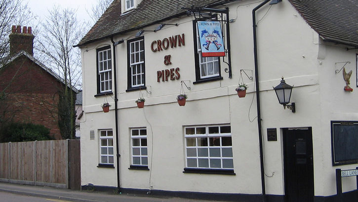The Crown & Pipes, Huntingdon gallery image