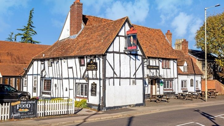 The King William IV, Kempston gallery image