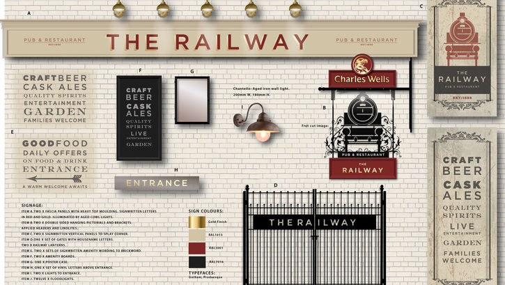 The Railway, Saffron Walden gallery image