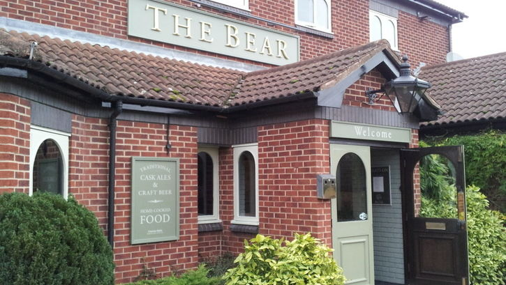 The Bear, Rugby  gallery image