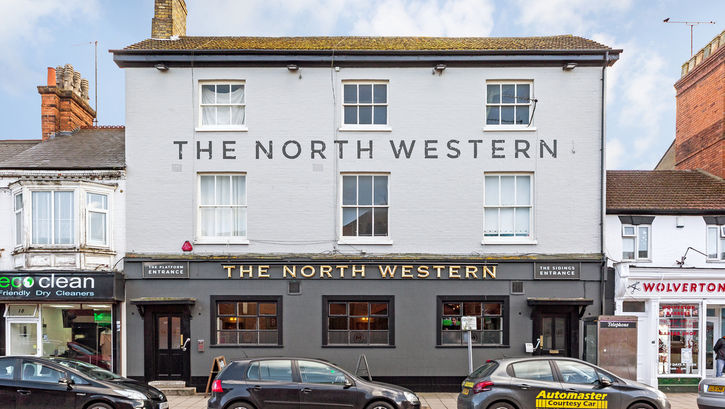 The North Western , Wolverton - Sales Share Agreement gallery image