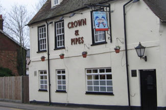 The Crown & Pipes, Huntingdon Image