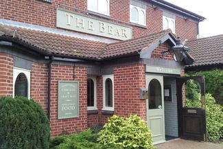 The Bear, Rugby  Image